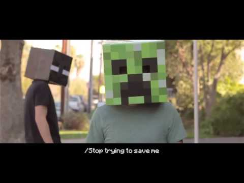 ♪ Friends With A Creeper Minecraft Parody 1 Hour Loop