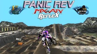MX vs. ATV Reflex Custom Track | Panic Rev National
