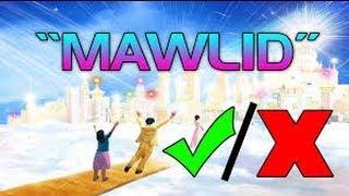 """2013 """"AID AL MAWLID ANNABAWY""""  [NL/ENG]"""