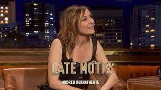 LATE MOTIV - Nathalie Poza soñando con nosotros | #LateMotiv239