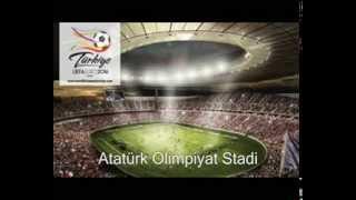 Euro 2016 Turkey | Stadiums ♥