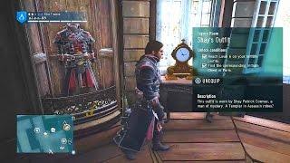 AC Unity: Templar in Assassin robes? No - Assassin in Templar armor. Shay