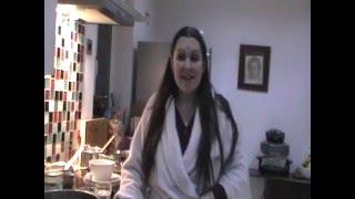 day 39:  I promised I'd try to vlog