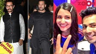 Aamir, SRK & Salman At Ambani House For Ganpati | Anushka Sharma On
