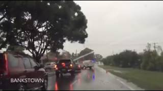 7 News Sydney   Storm hits NSW   LATEST