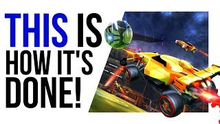 Why Rocket League is THE GOD DAMN HERO this industry NEEDS!