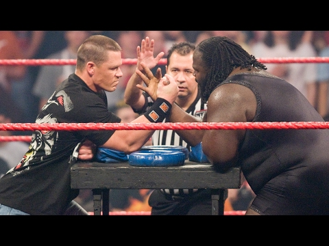 Xxx Mp4 John Cena Vs Mark Henry Arm Wrestling Contest Raw Feb 4 2008 3gp Sex