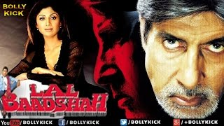 Lal Baadshah | Hindi Movies 2015 Full Movie | Amitabh Bachchan Full Movies | Latest Bollywood Movies