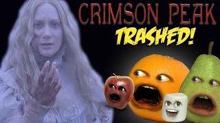 Annoying Orange - CRIMSON PEAK TRAILER Trashed!!