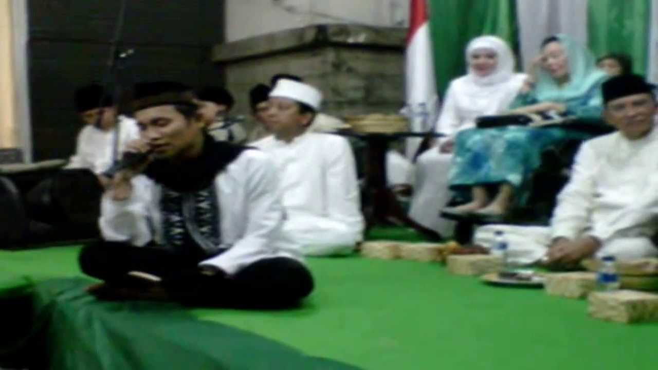 Subhanallah Mengaji Al-Qur'an dengan Lantunan Tembang Jawa