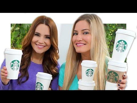 Xxx Mp4 Starbucks Challenge With Ro IJustine 3gp Sex