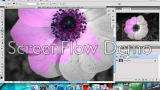 Selective Colour Photoshop Tutorial CS4