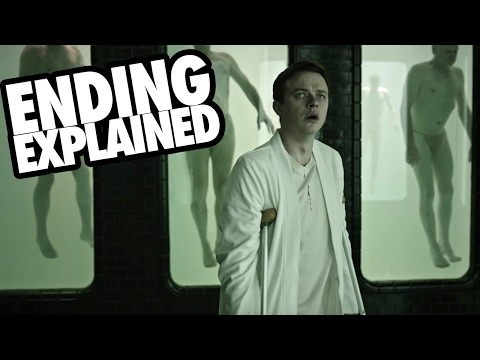 A CURE FOR WELLNESS 2017 Ending Explained