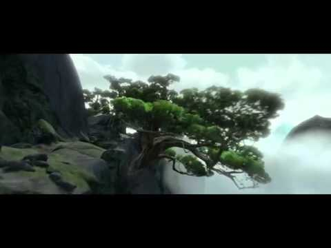 Together, Together! Dad and Son, Lovely ending scene of Kung Fu Panda 2