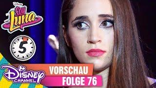 5 Minuten Vorschau - SOY LUNA Folge 76 || Disney Channel