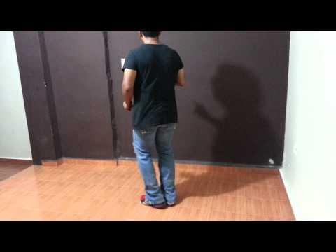 Aprende a Bailar Los Pasos Basicos de la Cumbia Libre 1 PRINCIPIANTE