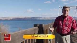 AO03-06 Tibériade, ministère de Jésus-Christ en Galilée