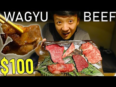 All You Can Eat A5 WAGYU BEEF in Tokyo Japan