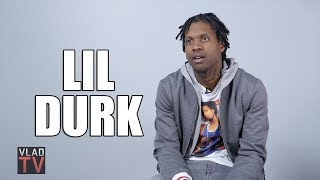 "Lil Durk on Getting Lil Reese to Come out of His Shell, ""Supa Vultures"" Collab EP (Part 5)"