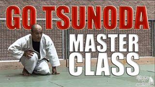 GO TSUNODA - MASTERCLASS | JudoAttitude