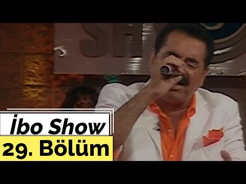 İbo Show 29. Bölüm Konuk Hakan Taşıyan Ebru Destan 2005