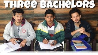 THREE BACHELORS | Round2hell | R2H