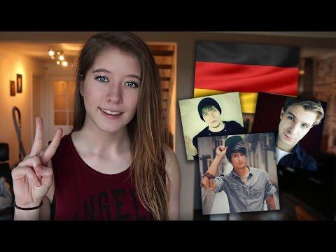 watch REACTING TO GERMAN YOUTUBERS 2