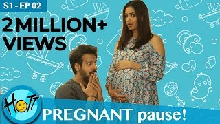 Couple of Mistakes - Pregnant Pause   S01-EP02   Comedy Web Series   HD