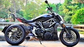 Ducati Xdiavel S RSD by MotoRival