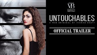 Untouchables (Official Trailer - 2) - New Web Series | VB On The Web