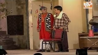 Comedy Clip Of Umer Sharif Drama - Hanste Raho Chalte Raho - Umer Sharif,Sikandar Sanam,Irfan Malik