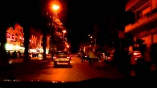 مدينة حمص, سورية - جولة ليلة عيد الاضحى المبارك