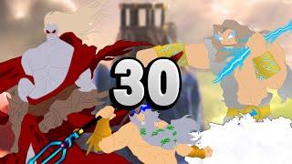 Zeus vs Poseidon vs Hades | URBoF #30