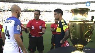 Estados Unidos vs Colombia - Copa América Centenario 2016 - Partido completo