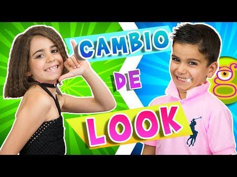 Duelo CAMBIO de LOOK 😎 LARA vs NIKO
