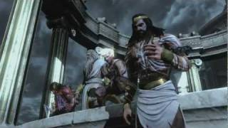 God of War III (2010) - Trailer #3 Subtitulado Español [HD]