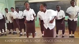 Kapropita Girls high school - KDF challenge Dance