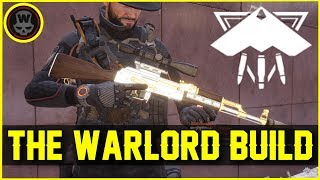 THE LORD OF WAR! Warlord Banshee Build (The Division)
