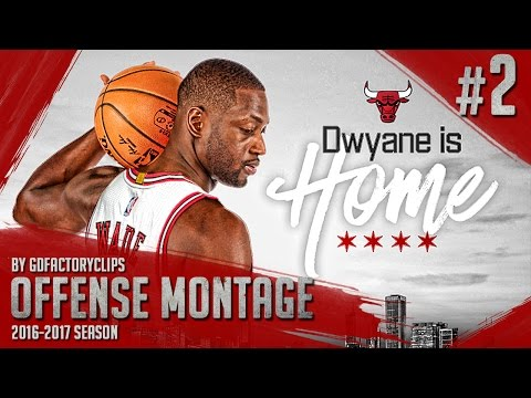 Dwyane Wade Offense Highlights 2015 2016 Part 2 FATHER PRIME