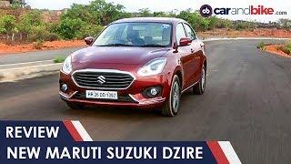 New Maruti Suzuki Dzire Review - NDTV CarAndBike