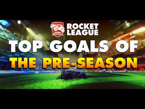 ROCKET LEAGUE - Top Goals Of the Pre-Season