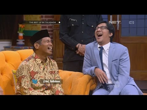 The Best of Ini Talkshow - Asli Ngakak, Tukang Pijat Sapi Pak Yasmudi yang Murah Senyum