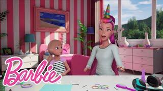 Unicorn Hair Tutorial | Barbie Vlog | Episode 38