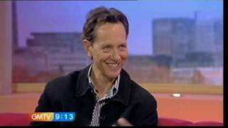 GMTV - Richard E Grant talks about