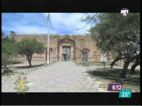 Antigua Hacienda de las Cruces en Moctezuma SLP