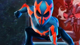 Marvel: Mighty Heroes - SPIDER-MAN 2099