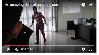 *************new hot  bangla dance college students 2017*****************