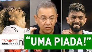 Flavio Prado DETONA São Paulo 0 x 1 Santos: