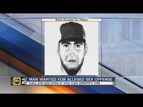 Xxx Mp4 Police Search For Man Accused Of Alleged Sex Offense In Anne Arundel County 3gp Sex
