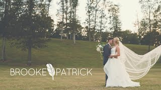 High school sweethearts, groom cries | Arkansas wedding video